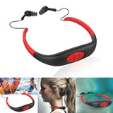 8 Go Waterproof Neckband MP3 Music Player with FM Radio For Water Sports. - Surf Sun Sea