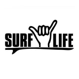 Surf Life STICKER - Surf Sun Sea