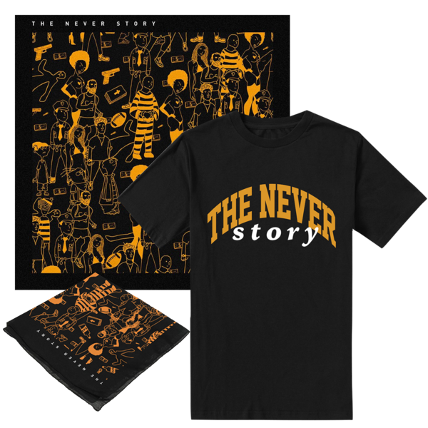 The Never Story Complete Bundle