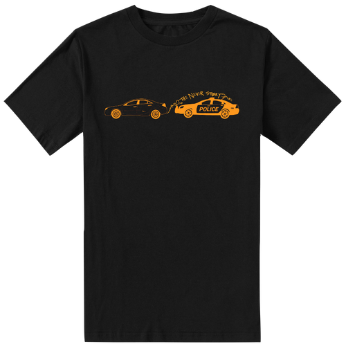 J.I.D. Car Chase T-Shirt