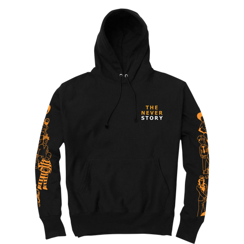 J.I.D TNS Hooded Sweatshirt