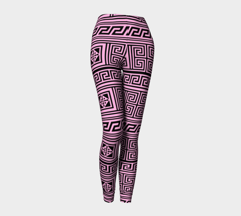 Egyptian Pink Leggings