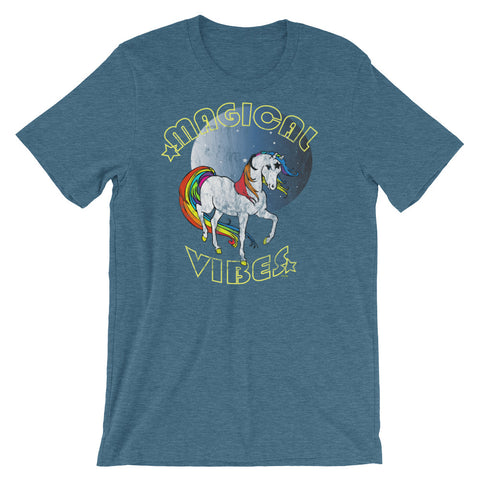Magical Vibes Short-Sleeve Unisex T-Shirt
