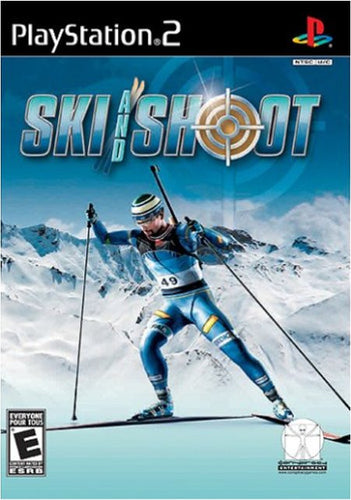 Conspiracy 815315001617 Ski And Shoot for PlayStation 2