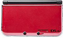 PowerA CPFA124612-01 Clear Playthru Case for Nintendo 3DS XL