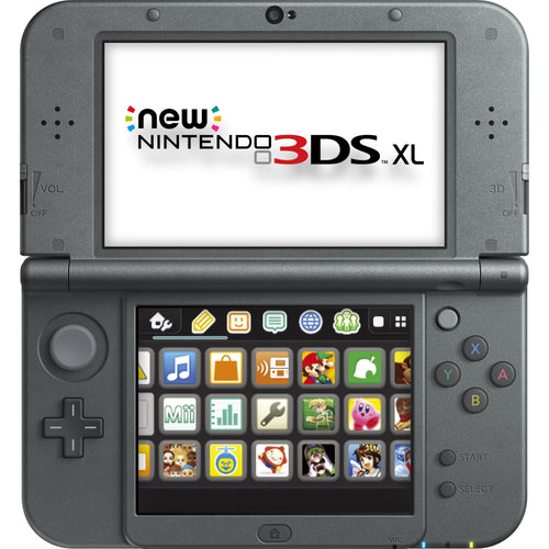 Nintendo New 3DS XL System - 4.9