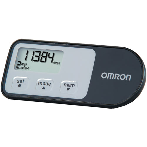Omron Alvita Tri-axis Pedometer With Calories Burned