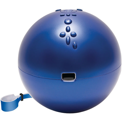 Cta Digital Nintendo Wii Bowling Ball With Locking Wrist Strap