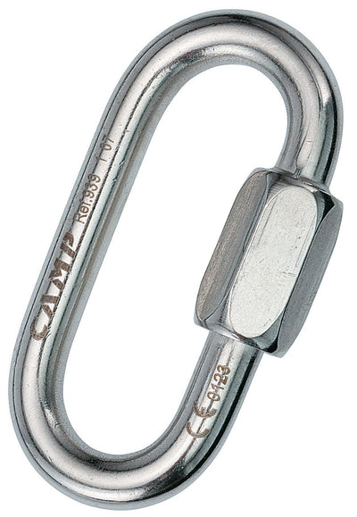 Camp Oval Quick Link Stainless