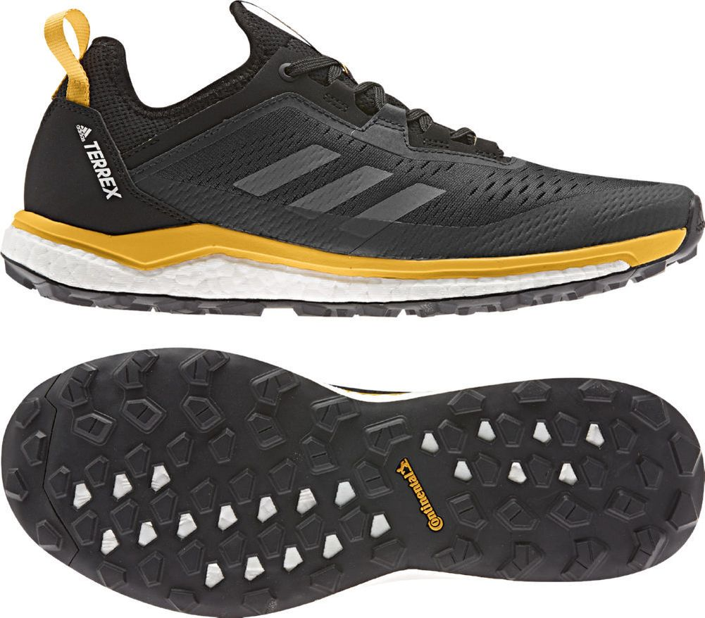Adidas Terrex Agravic Flow Trail Running Shoes Men's