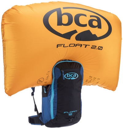 BackCountry Access Float 12 Avalanche Airbag 2.0 - Black/Navy