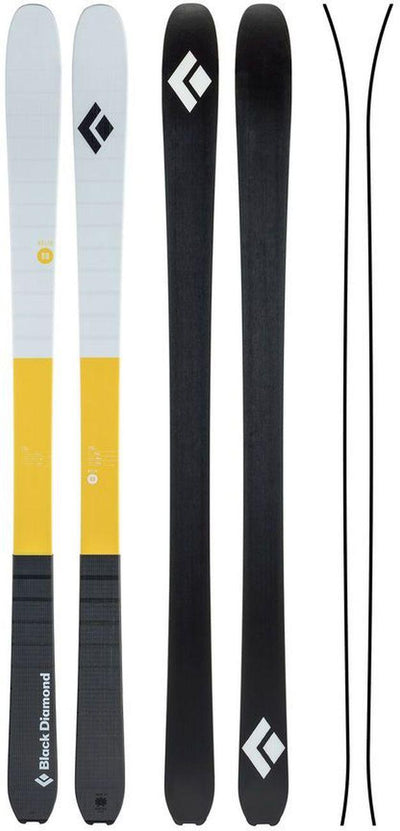 Black Diamond Helio 88 Skis 2016
