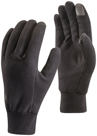 Black Diamond Lightweight Fleece Ski Glove