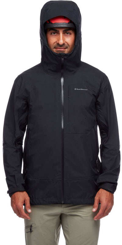 Black Diamond Highline Shell Jacket - Men's