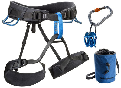 Black Diamond Momentum DS Harness Combo