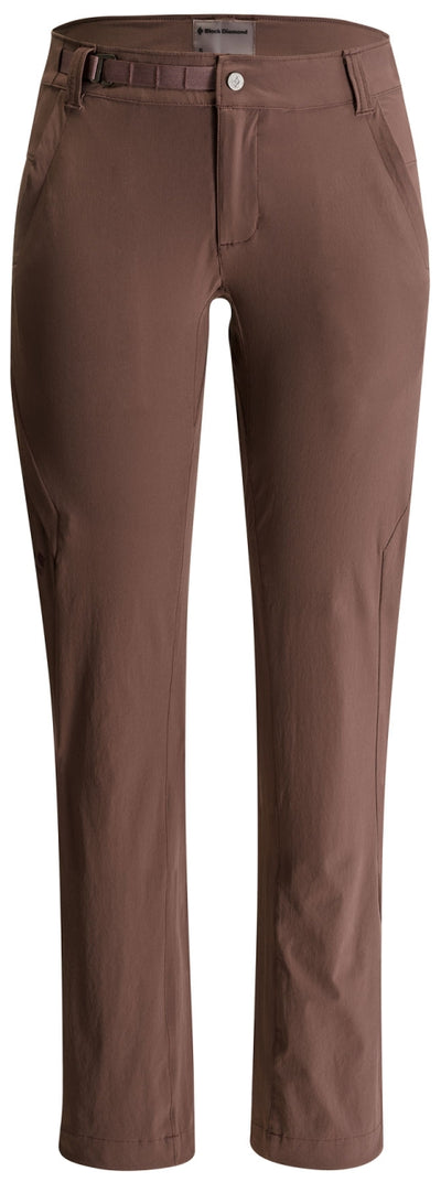 Black Diamond Alpine Light Softshell Pants - Women's