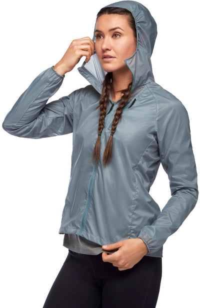 Black Diamond Distance Wind Shell - Women's