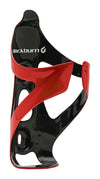 Blackburn Camber UD-Carbon Bottle Cage - Bright Red Gloss