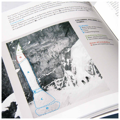 Blue Ice - The Art of Ice Climbing Book