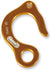 Camp Aluminum Fifi Hook - Orange