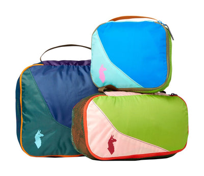 Cotopaxi Cubos Travel Cubes - Del Dia - One of a Kind!