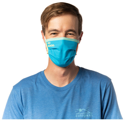Cotopaxi Teca Non-Medical Cotton Face Mask