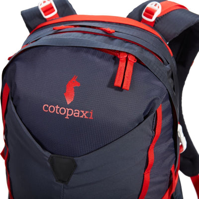 Cotopaxi Inca 26L Backpack - Graphite/Fiery Red