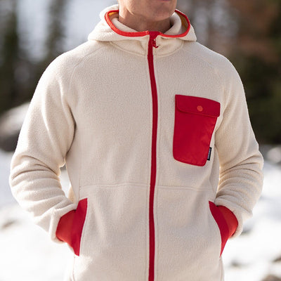 Cotopaxi Cubre Hooded Full-Zip Fleece - Men's