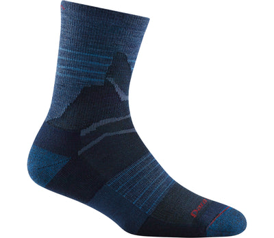 Darn Tough Pinnacle Jr. Micro Crew Lightweight Sock with Cushion - Kid's