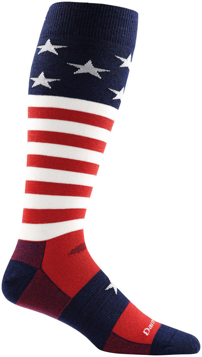 Darn Tough Captain America Cushion Sock - Men's