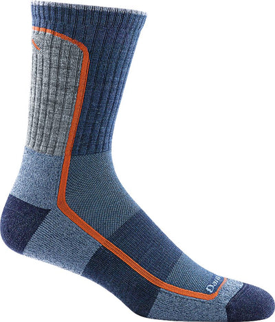 Darn Tough Light Hiker Micro Crew Light Cushion Socks - Men's
