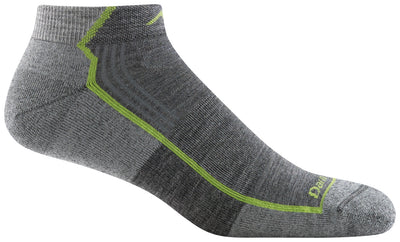 Darn Tough Hiker No Show Light Cushion Sock - Men's