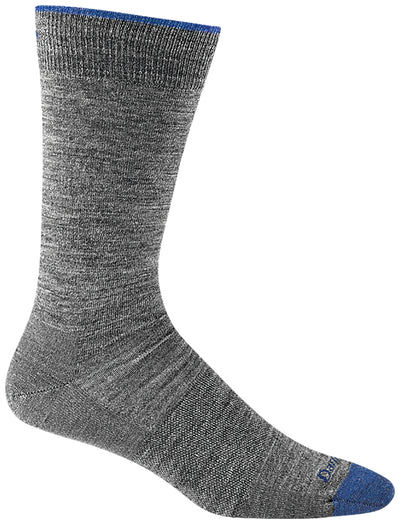 Darn Tough Solid Crew Lighweight Sock - Men's