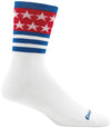 Darn Tough Stars and Stripes Micro Crew Ultralight Sock - Men's