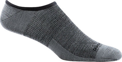 Darn Tough Topless Solid No Show Light Sock - Men's