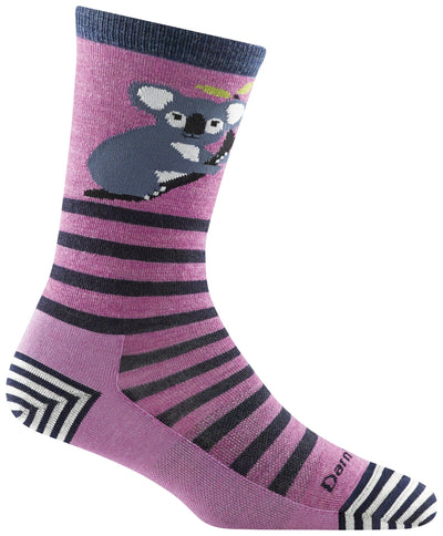 Darn Tough Animal Haus Crew Lightweight Sock - Women's