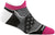 Darn Tough Dot No Show Tab Ultralight Sock - Women's
