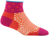 Darn Tough Dot 1/4 Ultralight Sock - Women's