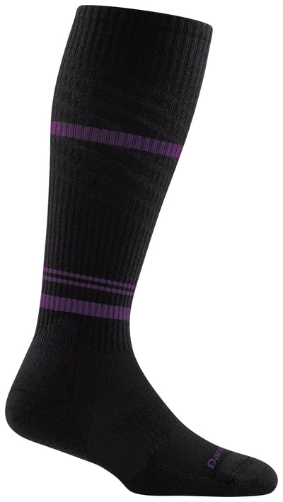Darn Tough Element OTC Lightweight Sock with Cushion & Graduated Light Compression - Women's