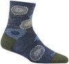 Darn Tough Floral Shorty Light Sock - Women's