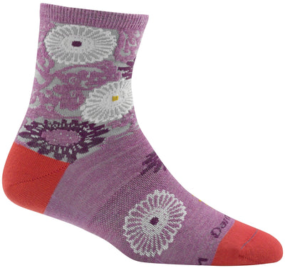 Darn Tough Floral Shorty Socks - Women's best place for sale new cheap online WXeyI9Zk7z