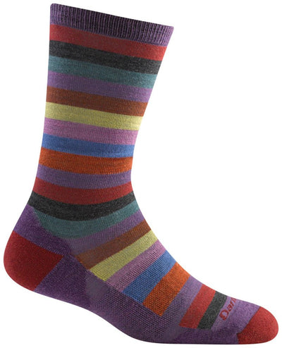 Darn Tough Merino Wool Phat Witch Light Cushion Sock - Women's