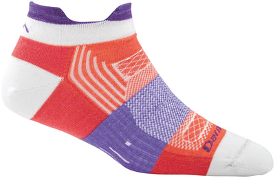 Darn Tough Pulse No Show Tab Light Sock - Women's