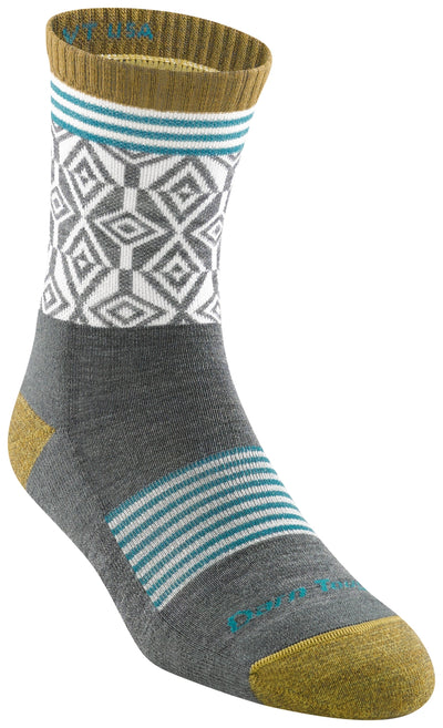 Darn Tough Sobo Micro Crew Lightweight Sock with Cushion - Women's