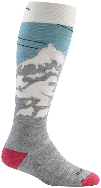 Darn Tough Yeti Over The Calf Light Socks - Women's
