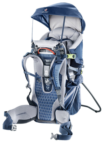 Deuter Kid Comfort Active Child Carrier 2021 - Midnight