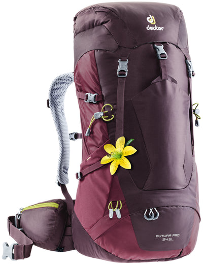Deuter Futura Pro 34 SL Backpack - Women's