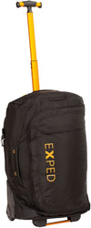 Exped Stellar Roller Carry-On Bag - Black 35L