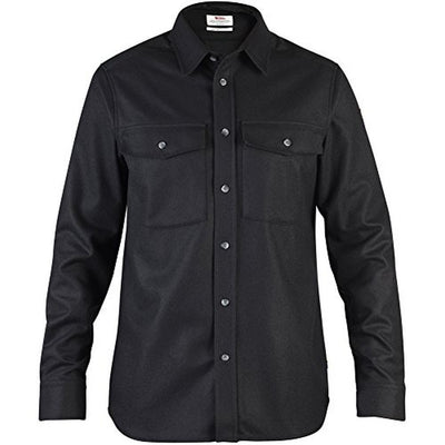 Fjallraven Ovik Re-Wool Long Sleeve Shirt - Men's