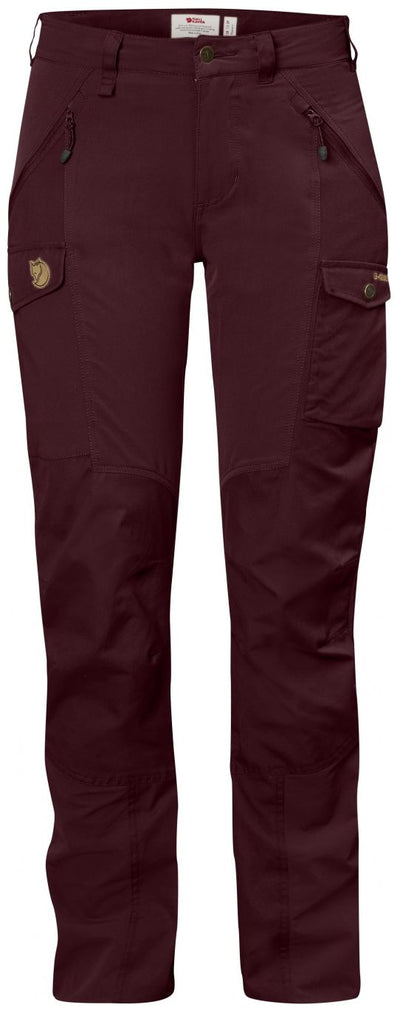 Fjallraven Nikka Curved Trouser - Women's